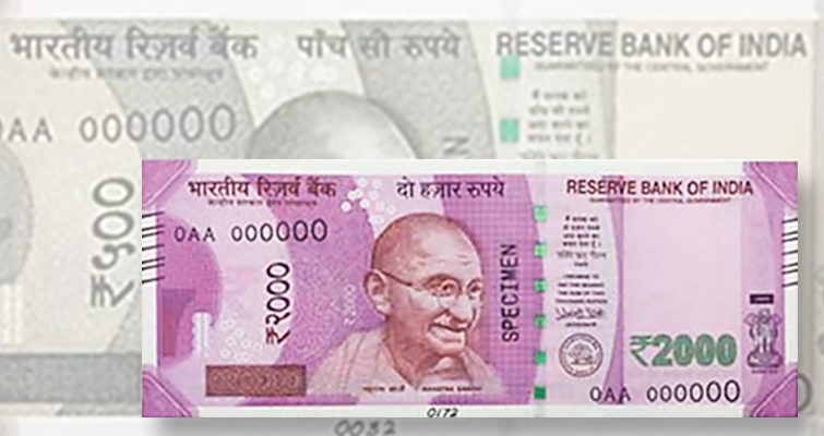 India angers its citizens by withdrawing two notes overnight