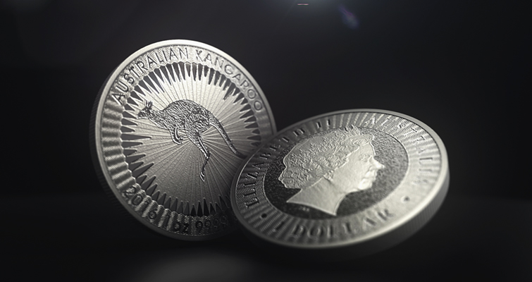 Perth Mint's newest 1-ounce silver bullion coin soars in popularity