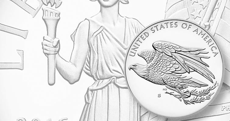 Secondary market prices rise after quick American Liberty silver medal sellout