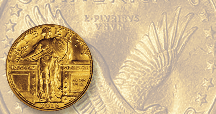 U.S. Mint greenlights 2016 silver centennial coins in gold versions