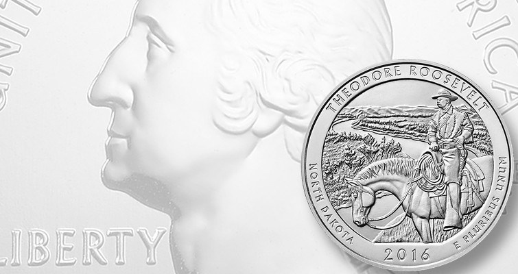 Have you purchased a 5-ounce silver Theodore Roosevelt bullion coin yet?