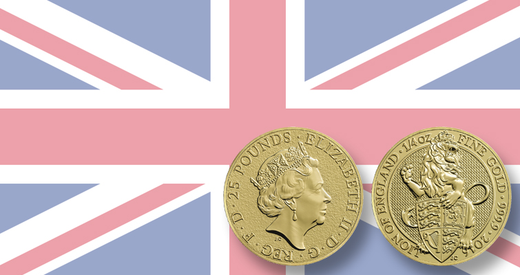 Royal Mint begins new bullion coin program for world's collectors, investors