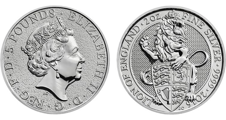 Royal Mint Begins New Bullion Coin Program Coin World