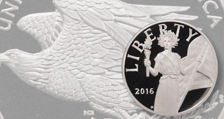 2016-W American Liberty High Relief silver lead