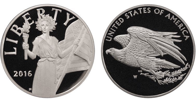 2016-W American Liberty High Relief silver merged