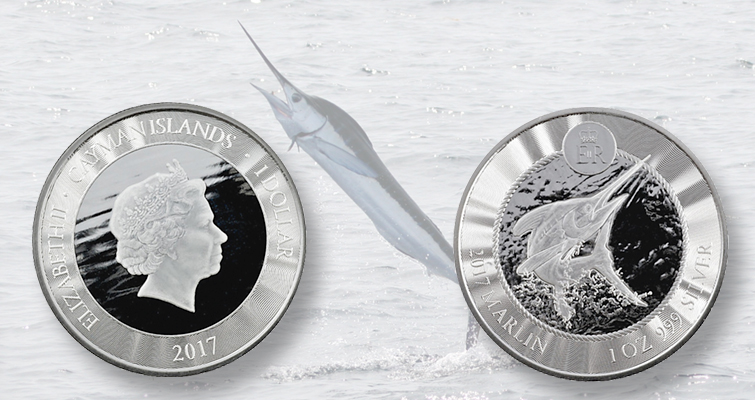 Scottsdale launches first bullion coin from Cayman Islands