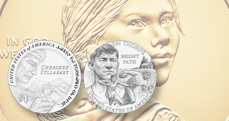Commission of Fine Arts recommends designs for Native American dollar coins