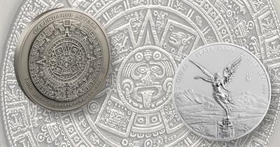 5 X 1982 RCM Monex Int 1 Oz .999 Silver Art Rounds CH BU Buy It Now $89.95