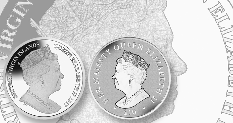 Pobjoy Mint marks Queen Elizabeth II's Sapphire Jubilee on commemorative coin