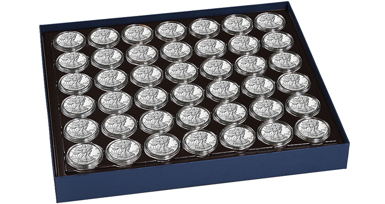 2017 Bulk Pack Proof silver Eagles
