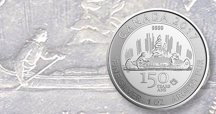 Royal Canadian Mint revives classic design on modern silver bullion coin