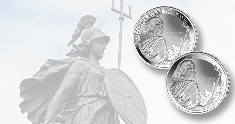 Pobjoy Mint's use of 'Britannia' on silver bullion coin violates trademark