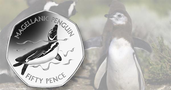 2017-falkland-islands-50-pence-magellanic-penguin-coin