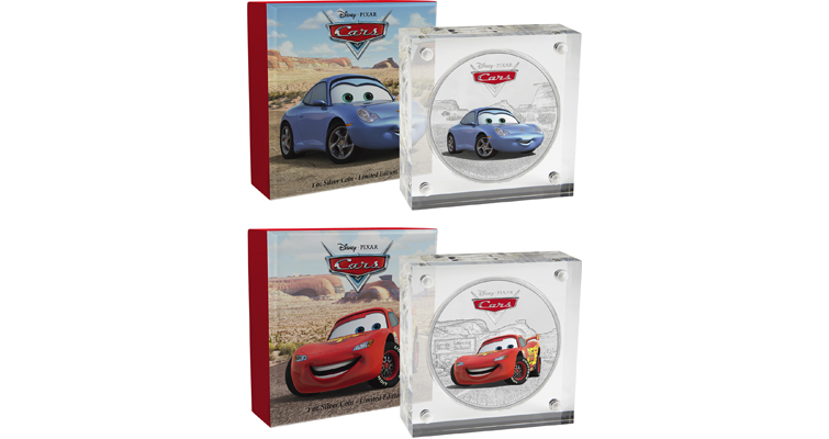 new zealand mint issues colorful cars character coins coin world