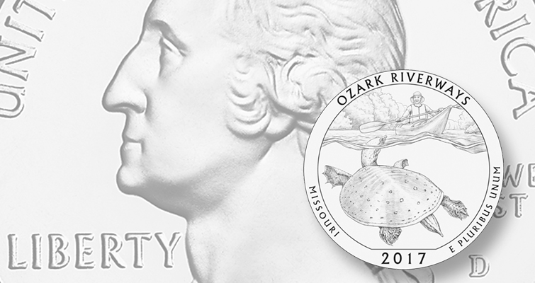 Citizens Coinage Advisory Committee praises most beautiful quarter dollar design for 2017