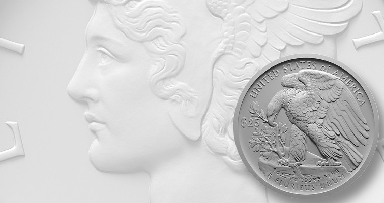 U.S. Mint will start selling palladium American Eagle bullion coins in September