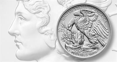 2017 one-ounce palladium coin