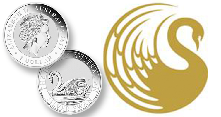 Perth Mint's Swan 1-ounce silver bullion coin takes flight fast