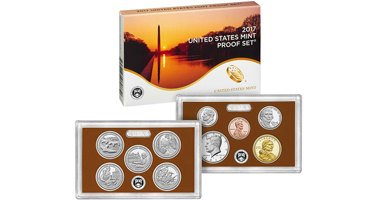 Us Mint Lowers Prices On Some 2017 Coin Products Coin World