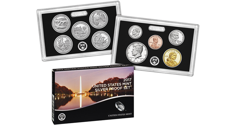 2017-S Silver Proof set