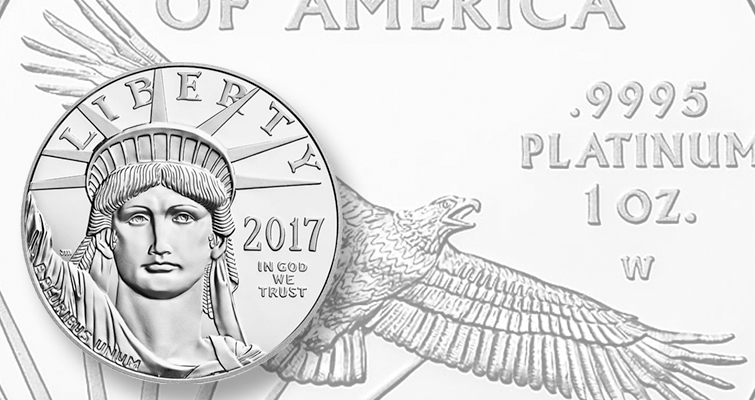 U.S. Mint customers clamor to buy Proof platinum 2017-W American Eagle