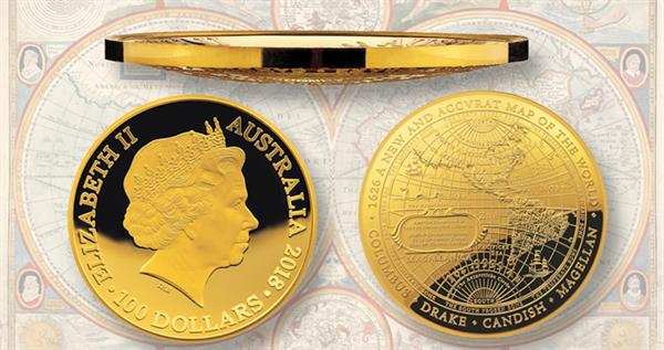 2018-australia-gold-100-dollar-map-proof-domed-coin