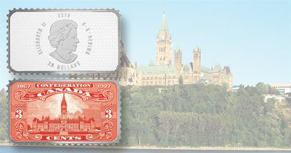2018-canada-1927-parliament-stamp-coin