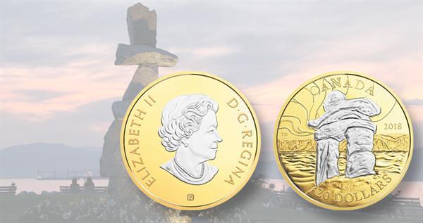 2018-canada-20-dollars-inukshuk-coin