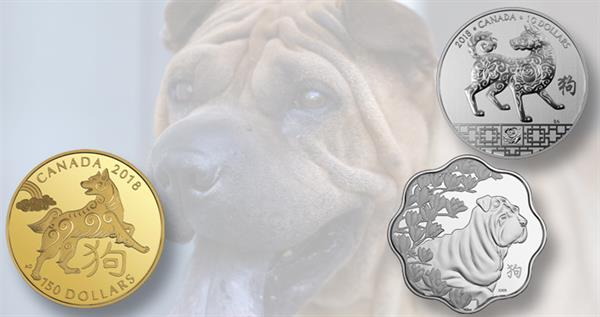 2018-canada-year-of-the-dog-coins