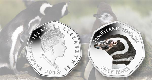 2018-falkland-islands-50-pence-magellanic-penguin