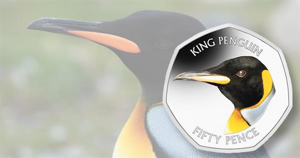 2018-falkland-islands-king-penguin-50-pence