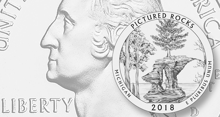Collectors, get ready for the 2018 America the Beautiful quarter dollars