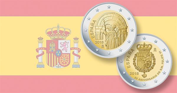 2018-spain-2-euro-coins