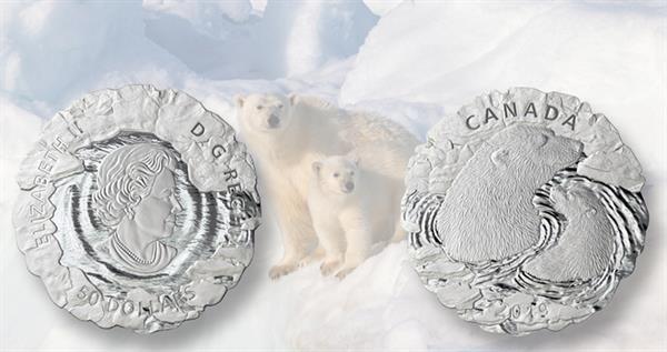 2019-canada-50-dollar-silver-polar-bear-coin