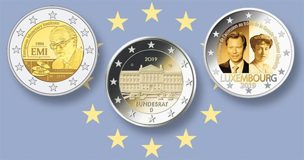 2019-circulating-2-euro-coins-part-two