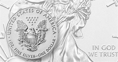 2019-S Enhanced Reverse Proof Silver Eagle