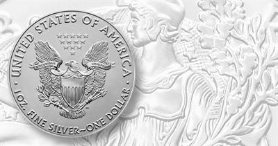 2020 American Eagle silver one ounce
