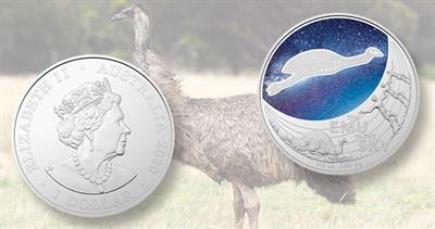 2020 Australia Star Dreaming Emu