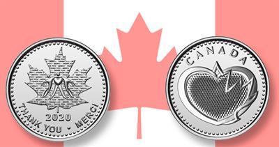 Canada COVID medal