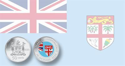 Fiji 50-cent commemorative coin