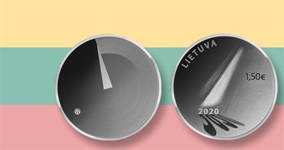 2020 Lithuania coin