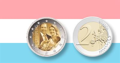 Luxembourg Prince Charles commemorative