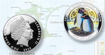 2020 New Zealand penguin dollar