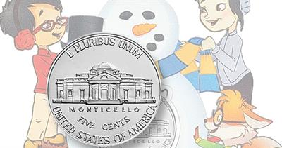 2020 ornaments from the U.S. Mint