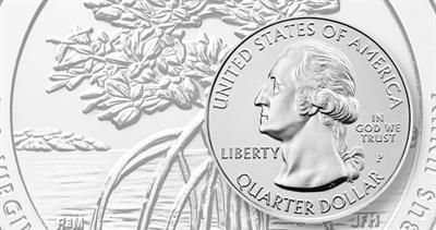 2020-P quarter dollar