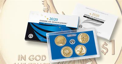 2020-S American Innovation Proof set