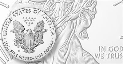 2020-S Proof silver American Eagle