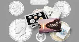 *Spec Gift COA Idea/>2020-S USMT /'Limited ED./' SILVER PROOF 8-CN SET+Pres Case