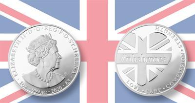 5-pound coin
