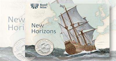 2020 Mayflower coin